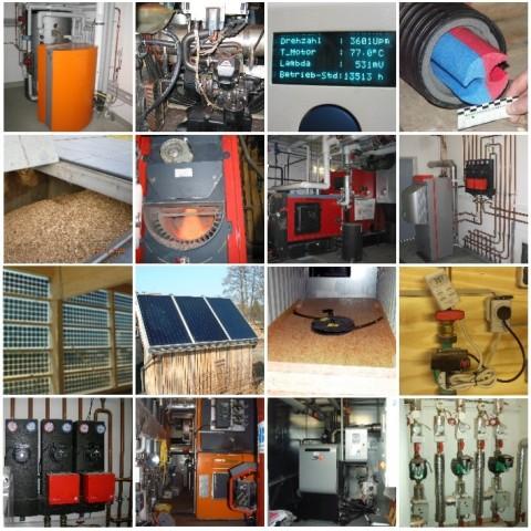 BHKW, Anlageplanung, Stromproduktion