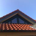 Fassadenoptik erhalten, Dach Bungalow, Baubelastung Innen