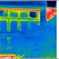 Thermografie Nahaufnahme